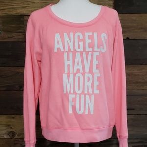 Victoria's Secret Angels Have More Fun Sweatshirt